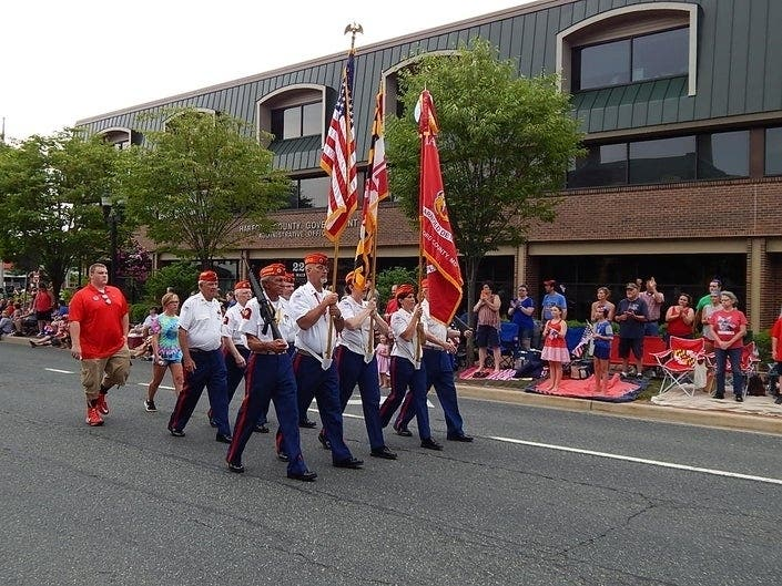 Bel Air 4th Of July Parade, Fireworks: 2019 Guide, Time, Events