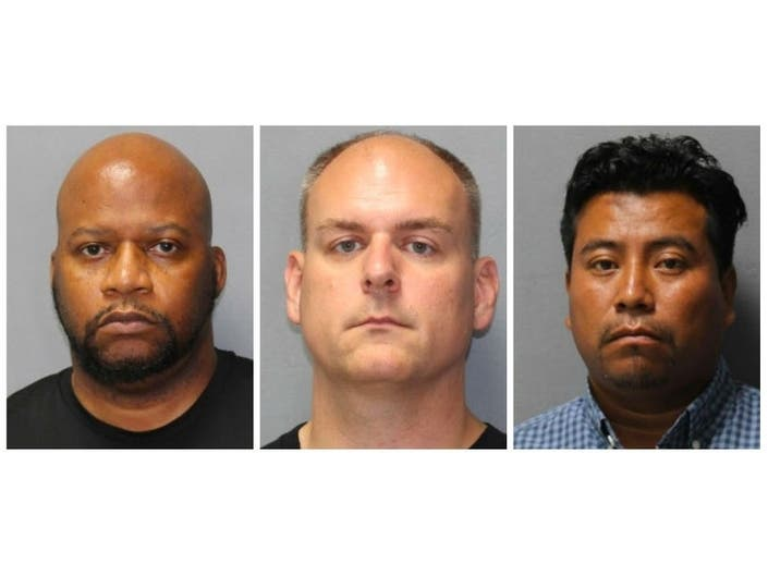 Prostitution Sting In Columbia Nets 3 Men: Police