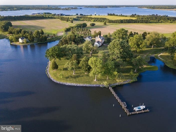 7 Most Expensive Homes In Maryland On The Market