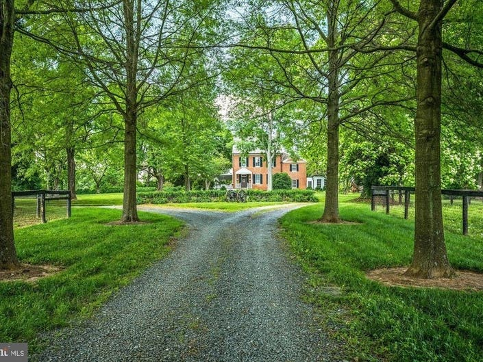 Homes Tied To Founding Of Maryland Town, Village: Dream Homes