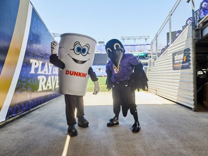 Free Coffee At Dunkin Available Monday Thanks To Ravens