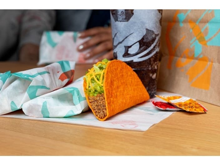 Free Taco Bell Offered During Matthew Judon Day Promotion