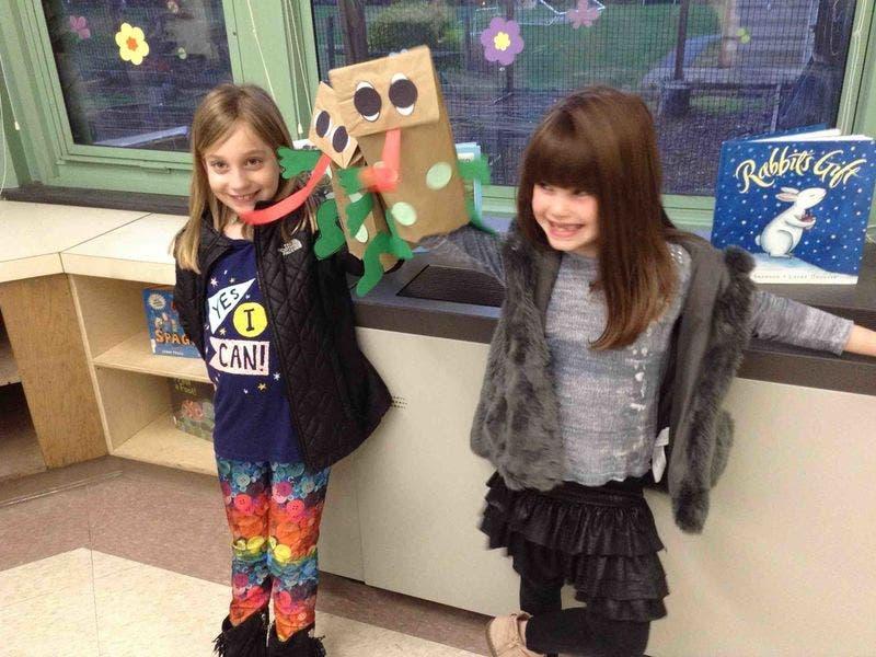 Dows Lane Elementary Schools Literacy Night Reinforces Love Of