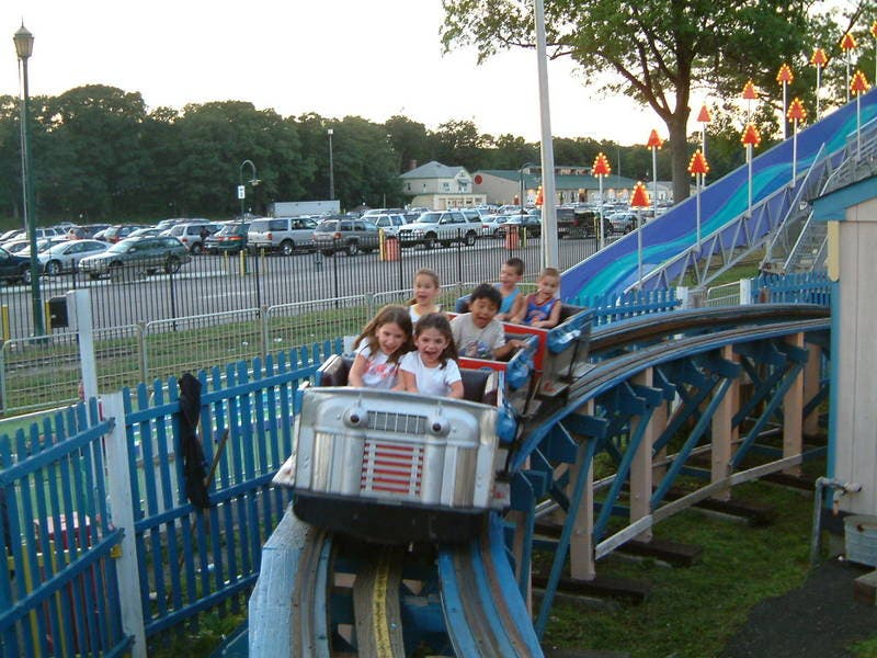 Playlands Kiddy Coaster Designated Landmark