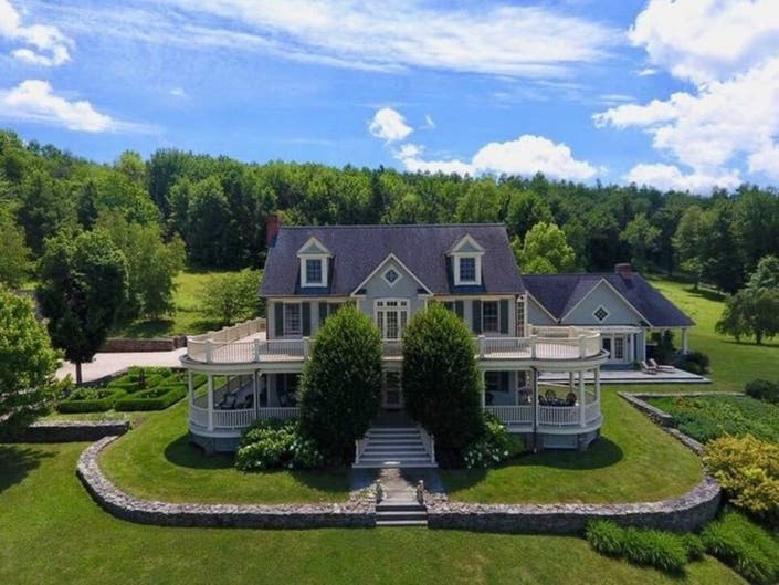 Comfort, Luxury — With Farm Life Feel — In Mid-Hudson ...