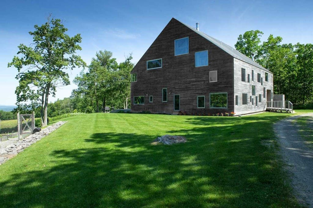 Renovated Dutch Barn With Sunset Views Of Catskills   Mid ...