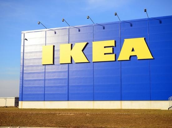 New York Coronavirus Ikea Gap Among