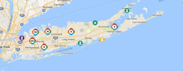 UPDATED: The Latest On Long Island Power Outages, Severe ...