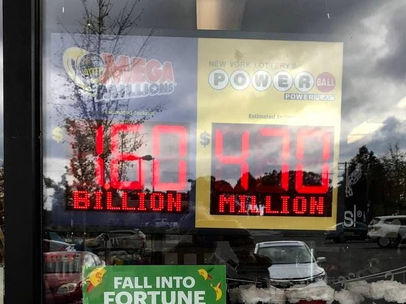 4 $1M Mega Millions Tickets Sold in NY As Jackpot Hits $1 6B
