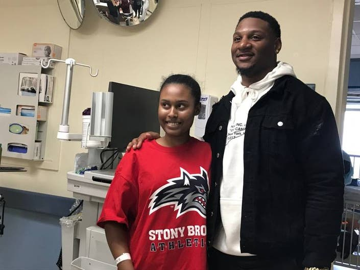 Jordan Gowins Gives Back to Hospital That Saved His Life