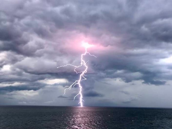 Long Island Weather: Severe Storms Possible During PM