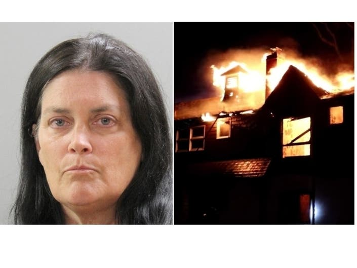Long Beach Woman Charged With Murder In Fatal House Fire
