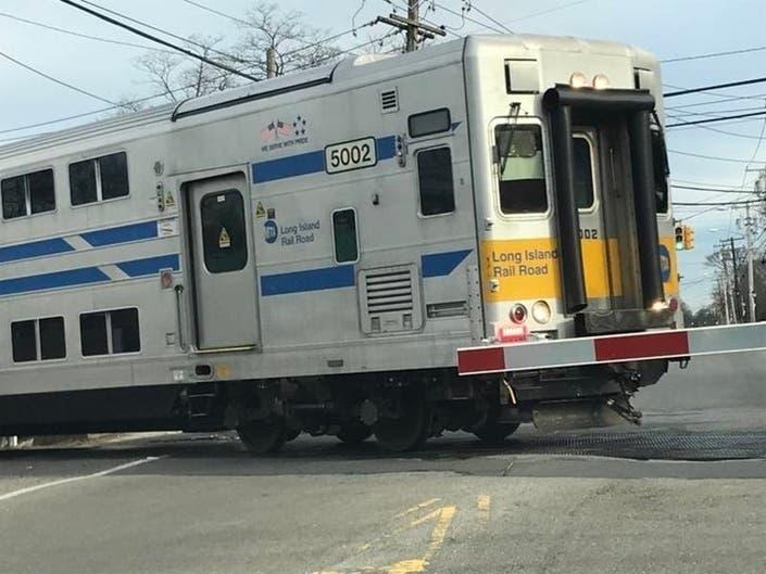 Person Struck, Killed By LIRR Train