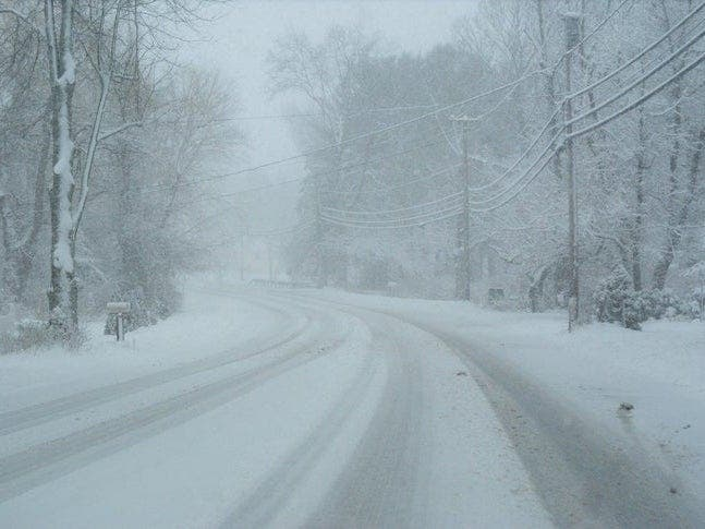 Winter Weather Advisory Issued For Most Of Long Island