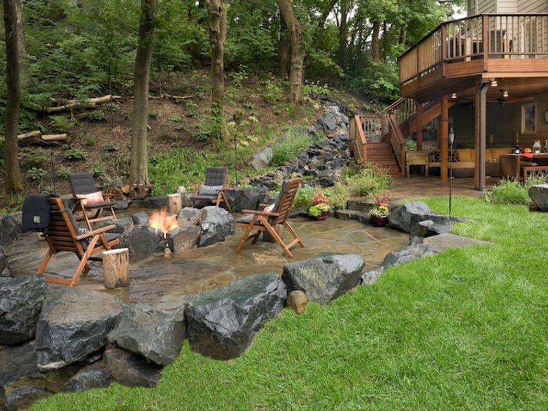 Backyard Forest southview design's backyard forest wins mnla award | eagan, mn patch
