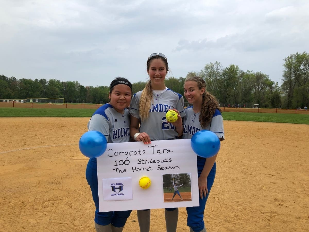 Holmdel Softball Just Might Be The Best In Program History