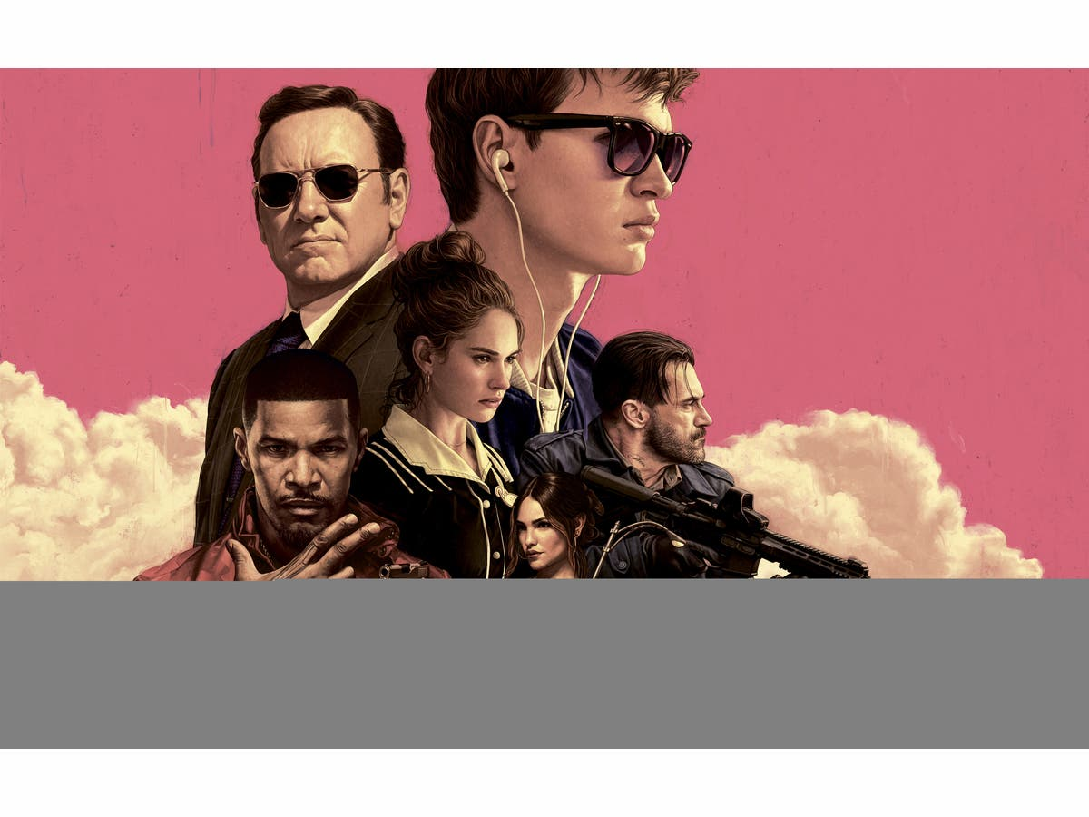 Baby Driver Film Review Music Fueled Frenetic And Full Of Fun