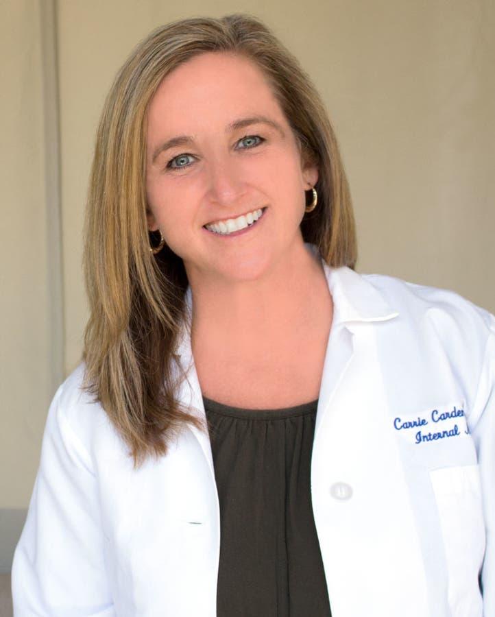 Dr  Carrie Cardenas Opens Concierge Internal Medicine