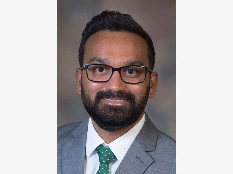 Dr Krunal Patel Joins Elmhurst Clinic In Addison