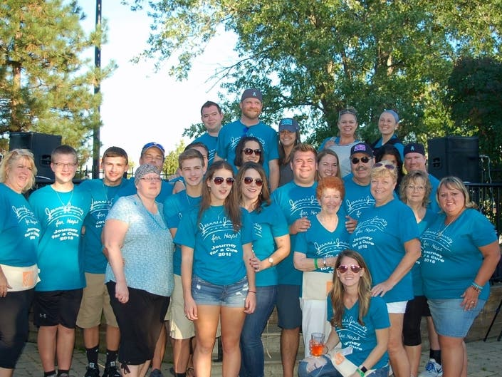 Jeannes Journey for Hope in 8th year of supporting families