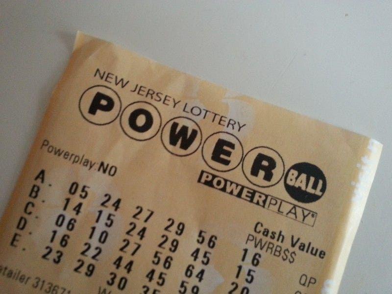 2 Winning N J Powerball Ticket Sites Id D In 420m Jackpot Drawing