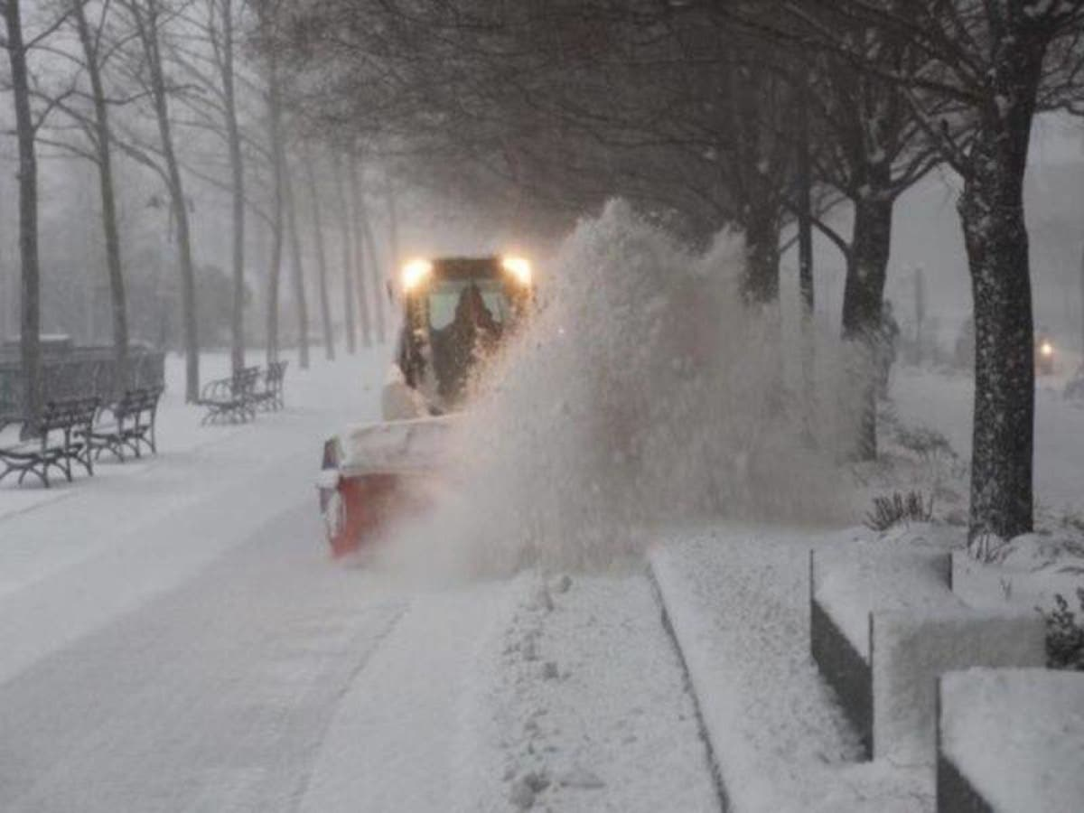 NJ Weather: Hour-By-Hour Forecast Of 2nd 'Major' Nor'easter