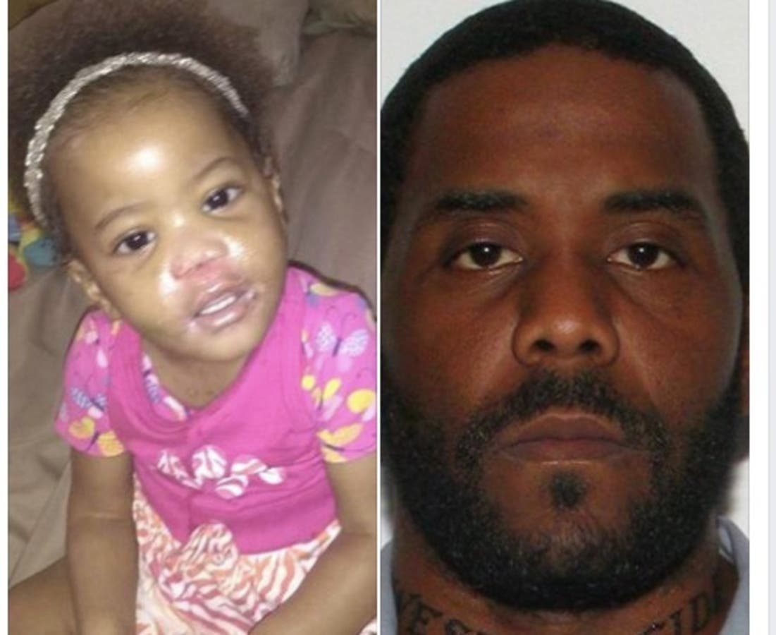 Dad Arrested As Child, 2, Found Dead In Suitcase In NJ Is ID'd