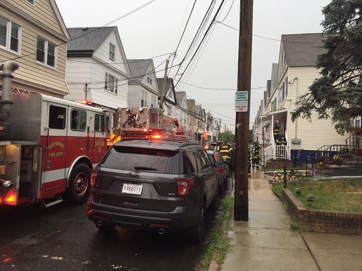 Lightning Strikes 2 NJ Homes: Here's Why That's Dangerous   Hoboken