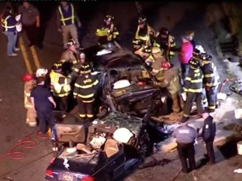 Another Double-Fatal Crash: 7 Dead In 3 NJ Accidents This