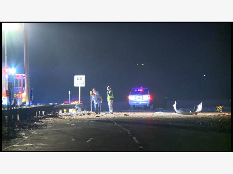 Fatal accident on garden state parkway in woodbridge - Accident on garden state parkway north today ...