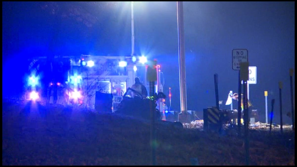 Fatal accident on garden state parkway in woodbridge - Accident on garden state parkway today ...