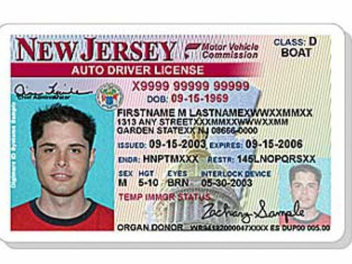 Changes Pleasant Expected Licenses 2 To Nj Patch Driver's