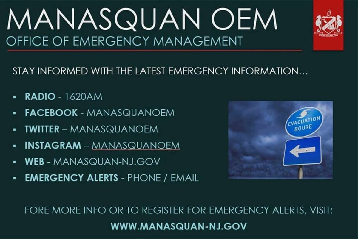 Manasquan Test Of Emergency Alert System | Manasquan, NJ Patch