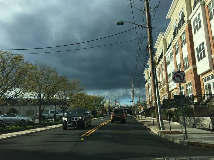 More Severe NJ Weather Expected As Holiday Weekend Arrives
