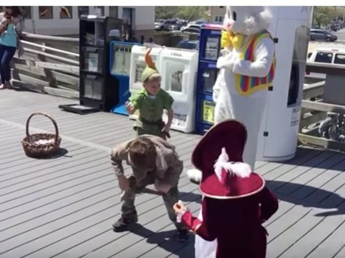 Video/Photos Of Jenkinsons Easter Parade In Point Pleasant Beach