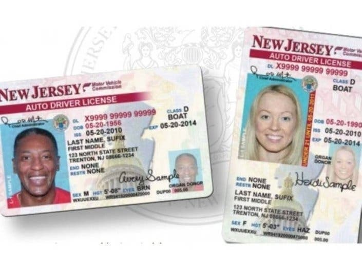find a ticket by drivers license nj