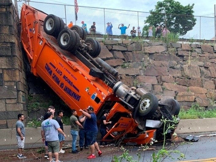 Major Traffic Nightmare In NJ After Crash: Patch PM