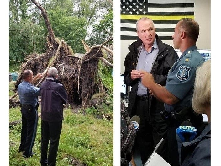 NJ PD Left Without Power For 26 Hours, Chief Says: Patch PM
