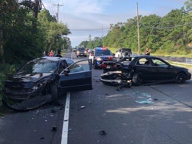 4 Dead In NJ In 4 Crashes: Police