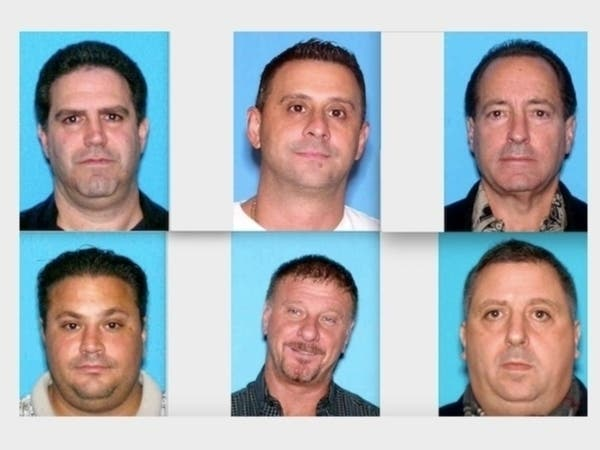 6 In Large NJ Mob Bust Jailed In Operation Fistful