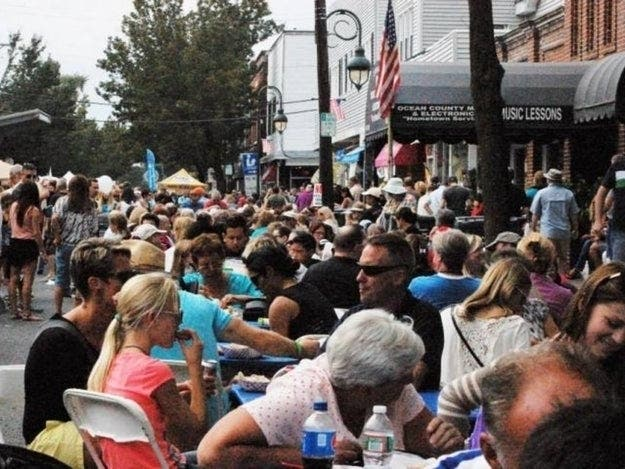 Videos, Photos Of The Festival Of The Sea In Point Pleasant Beach
