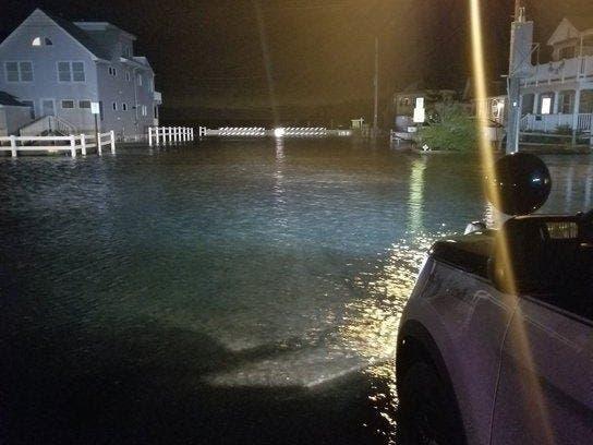 Schools Delayed, Flooding And Coastal Warnings In NJ