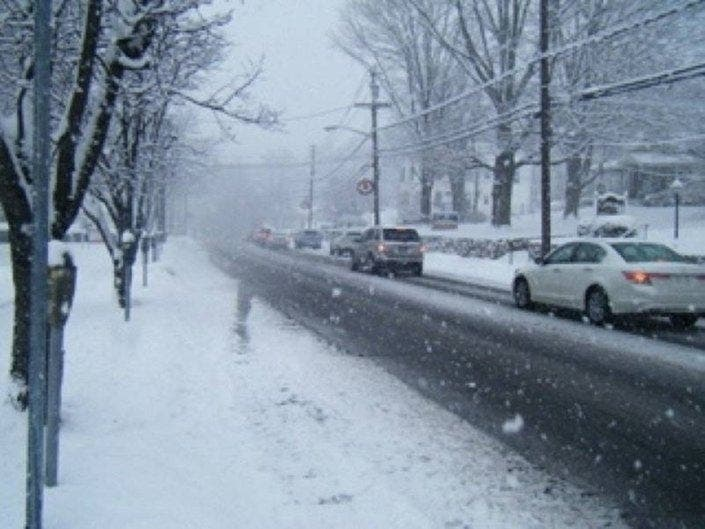 Winter Weather Advisory In Point Pleasant