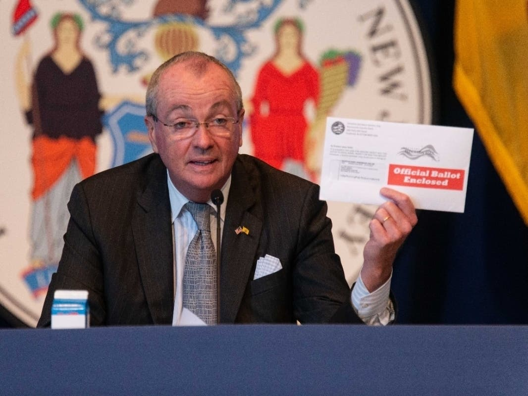 4 NJ Coronavirus Bills Signed Into Law As Deaths Hit 3-Month High