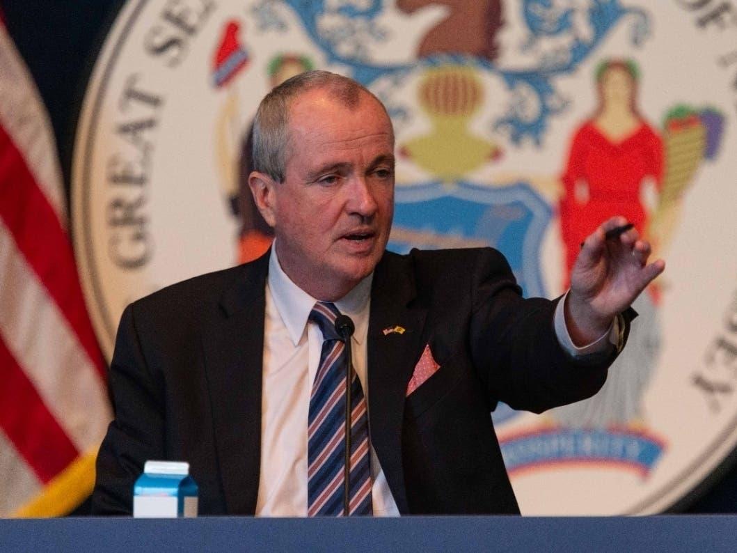 WATCH LIVE: Gov. Phil Murphy Issues NJ Coronavirus, Reopen Update