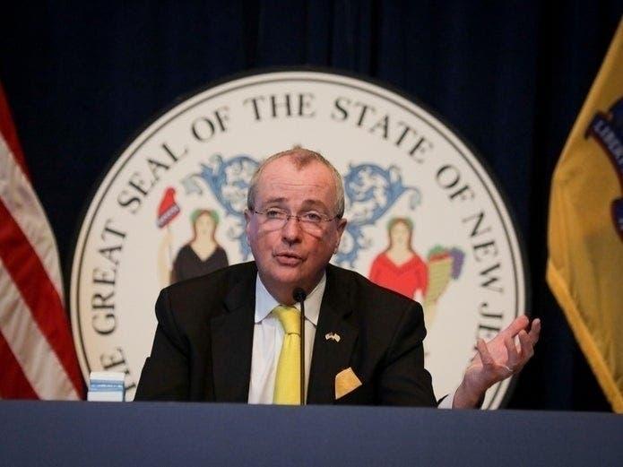 Gov. Murphy's New Coronavirus Advice To NJ: Don't Travel: PM