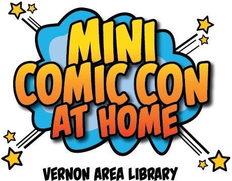 Vernon Area Library Mini Comic Con at Home