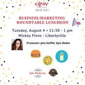 GLMV Business Marketing Roundtable Luncheon