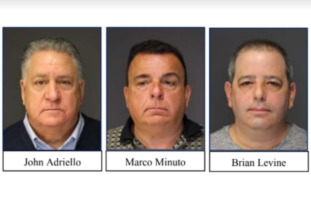 John andriello arrested for sports betting 101 sports betting