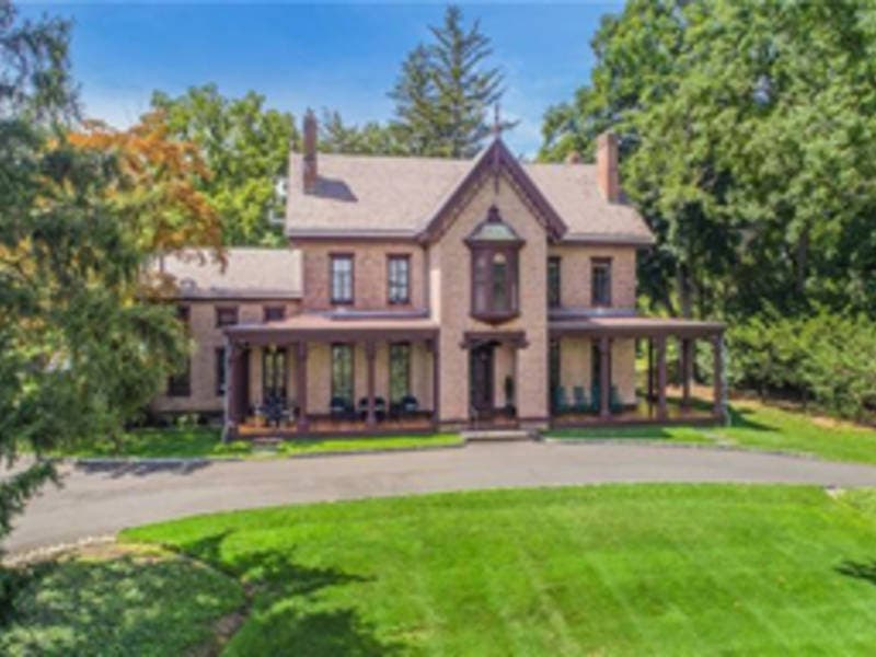 Iconic Estate With Legacy of Design, Inventions, Innovation